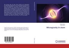 Bookcover of Microgravity in atom