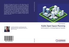 Portada del libro de Public Open Space Planning
