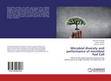 Bookcover of Microbial diversity and performance of microbial fuel Cell