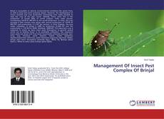Bookcover of Management Of Insect Pest Complex Of Brinjal