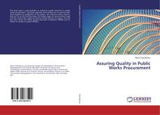 Assuring Quality in Public Works Procurement kitap kapağı