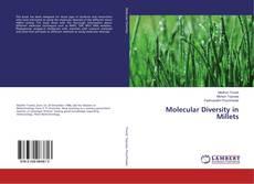 Bookcover of Molecular Diversity in Millets