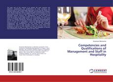 Buchcover von Competencies and Qualifications of Management and Staff in Hospitality
