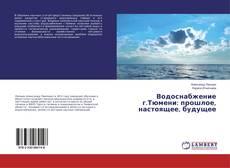 Bookcover of Водоснабжение г.Тюмени: прошлое, настоящее, будущее