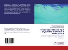 Bookcover of Пенообразование при сгущении молочной сыворотки
