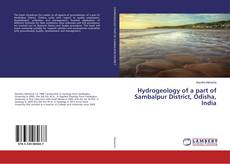 Bookcover of Hydrogeology of a part of Sambalpur District, Odisha, India
