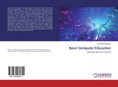Bookcover of Basic Computer Education