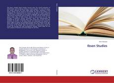 Bookcover of Ibsen Studies