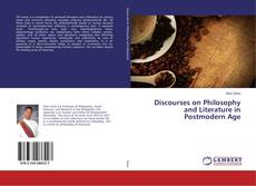 Buchcover von Discourses on Philosophy and Literature in Postmodern Age