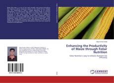 Portada del libro de Enhancing the Productivity of Maize through Foliar Nutrition