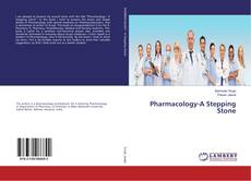 Pharmacology-A Stepping Stone kitap kapağı