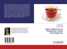 Bookcover of Role of Black Tea in Prevention of Skin Carcinogenesis