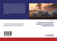 Bookcover of Potential of Livestock Takaful in Pakistan: An Empirical Study