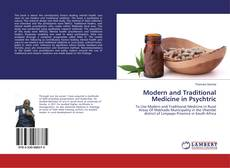 Portada del libro de Modern and Traditional Medicine in Psychtric