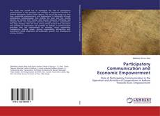 Copertina di Participatory Communication and Economic Empowerment