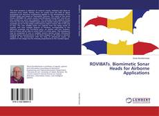 Buchcover von ROVIBATs. Biomimetic Sonar Heads for Airborne Applications