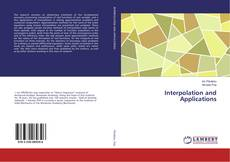 Обложка Interpolation and Applications