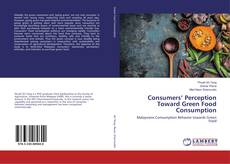 Capa do livro de Consumers' Perception Toward Green Food Consumption