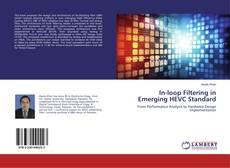 Buchcover von In-loop Filtering in Emerging HEVC Standard