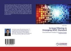Capa do livro de In-loop Filtering in Emerging HEVC Standard