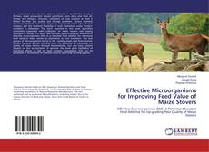 Couverture de Effective Microorganisms for Improving Feed Value of Maize Stovers