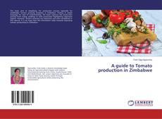 Portada del libro de A guide to Tomato production in Zimbabwe