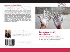 Bookcover of La mano en el considere
