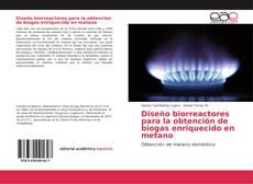 Couverture de Diseño biorreactores para la obtención de biogas enriquecido en metano