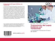 Portada del libro de Tratamiento del Lupus Cutáneo con Talidomida