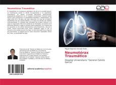 Portada del libro de Neumotórax Traumático