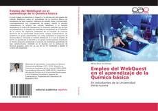 Buchcover von Empleo del WebQuest en el aprendizaje de la Química básica