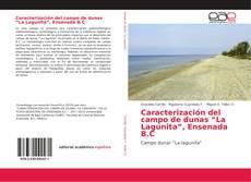 """Couverture de Caracterización del campo de dunas """"La Lagunita"""", Ensenada B.C"""