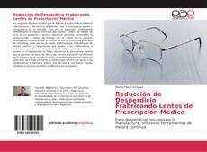 Portada del libro de Reducción de Desperdicio Frabricando Lentes de Prescripción Médica