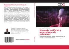 Portada del libro de Memoria artificial y aprendizaje de máquinas