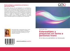 Bookcover of Estereotipos y prejuicios en torno a personas trans