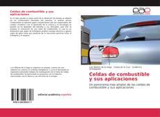 Buchcover von Celdas de combustible y sus aplicaciones