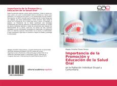 Borítókép a  Importancia de la Promoción y Educación de la Salud Oral - hoz