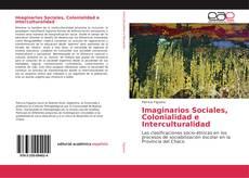 Buchcover von Imaginarios Sociales, Colonialidad e Interculturalidad
