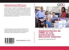 Copertina di Implementación de CMMi en una Institución de Educación Superior