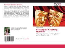Bookcover of Strategies Creating Humour