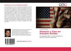 Copertina di Historia y Cine en Estados Unidos