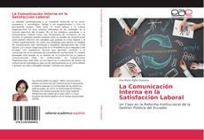 Capa do livro de La Comunicación Interna en la Satisfacción Laboral