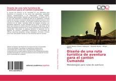 Portada del libro de Diseño de una ruta turística de aventura para el cantón Cumandá