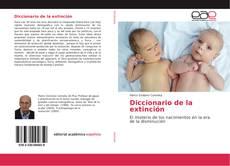 Обложка Diccionario de la extinción