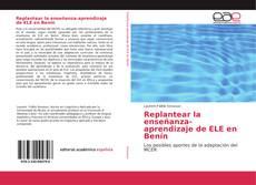 Portada del libro de Replantear la enseñanza-aprendizaje de ELE en Benín