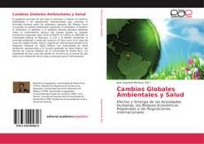 Buchcover von Cambios Globales Ambientales y Salud