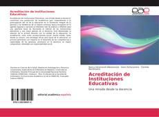 Bookcover of Acreditación de Instituciones Educativas