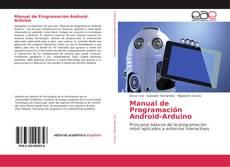 Bookcover of Manual de Programación Android-Arduino