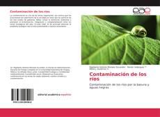 Capa do livro de Contaminación de los ríos