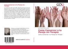Bookcover of Como Conservar a tu Pareja sin Terapia